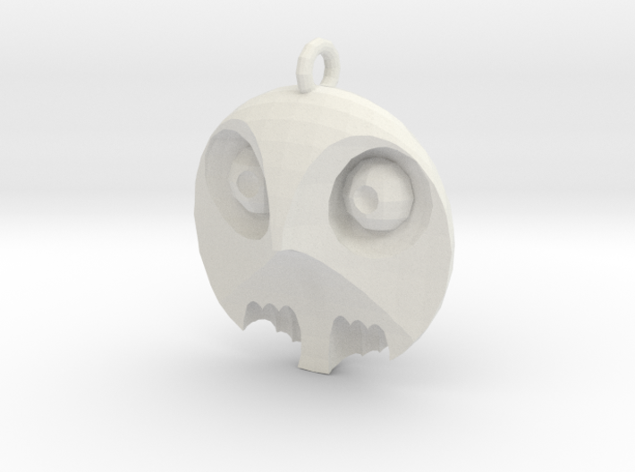 Oval Owl Big Claws 3d printed