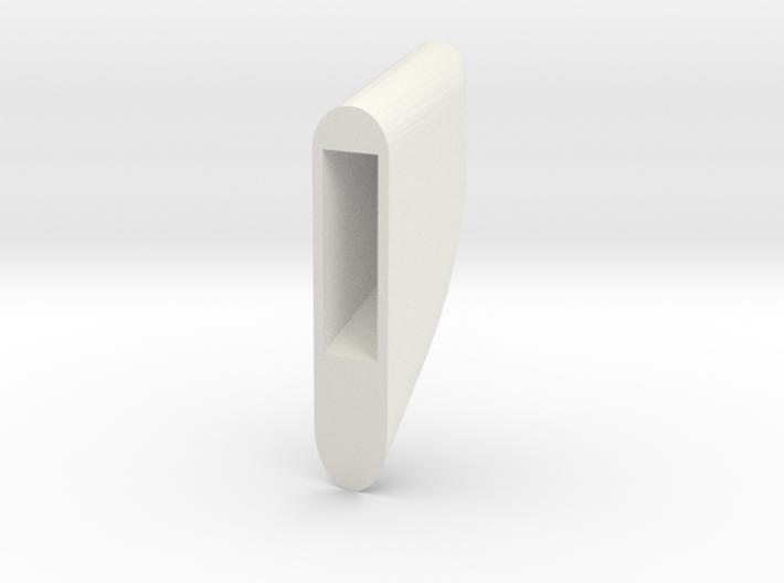 Wind Skimmer - Belly Skid 3d printed