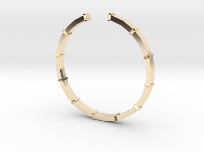 Pandora's Box Ring - Sz. 6 3d printed