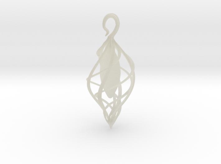 Spiral Seed 3d printed