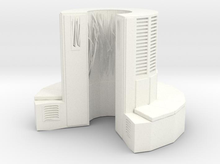 1/18 Supercomputer 3d printed