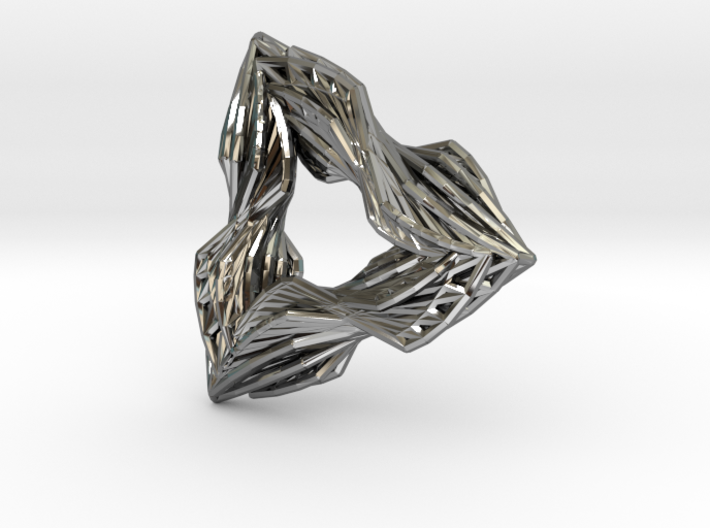 Lucious Geometry 3d printed