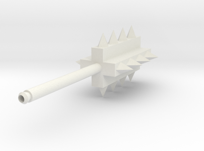 Battle Hammer MkII 3d printed