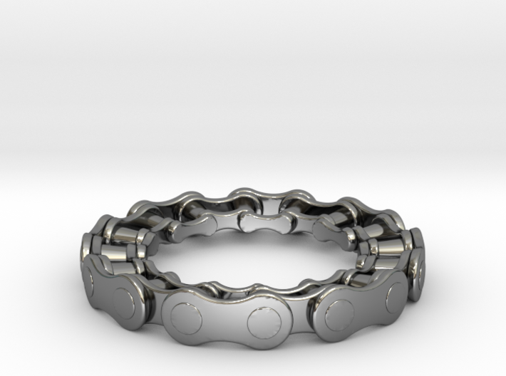 RS CHAIN RING SIZE 6.5 3d printed