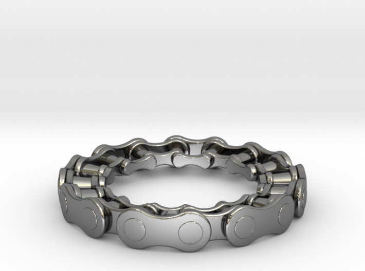 RS CHAIN RING SIZE 7.5 3d printed