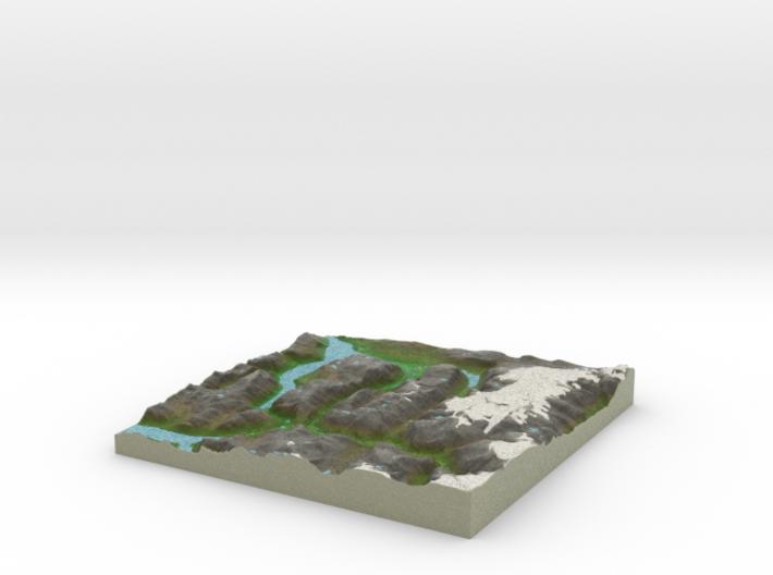 Terrafab generated model Tue Apr 22 2014 21:18:44 3d printed