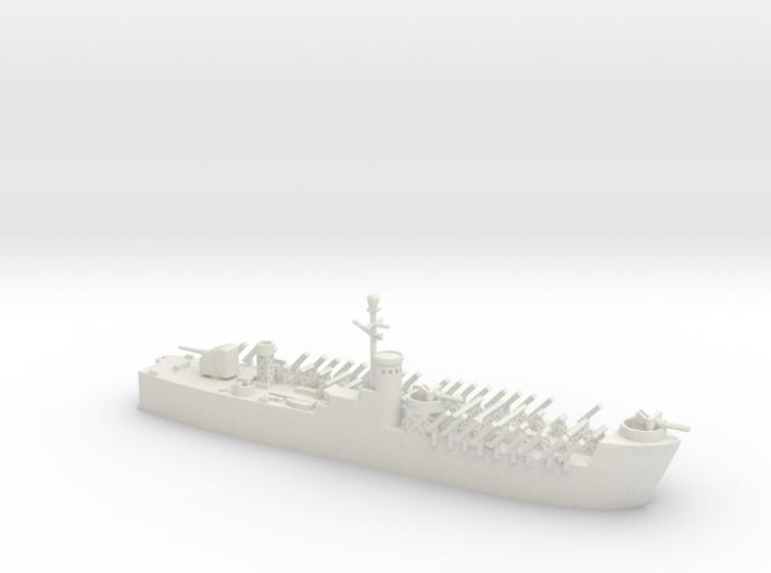 1/600 LSM(R) 3d printed