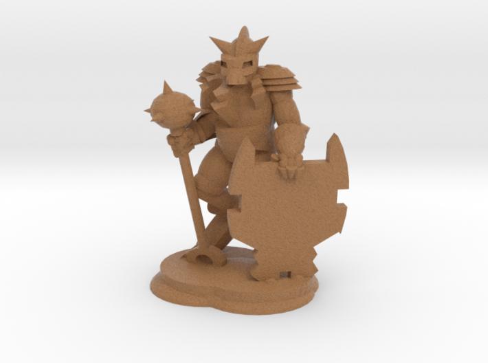Beastfolk 3d printed