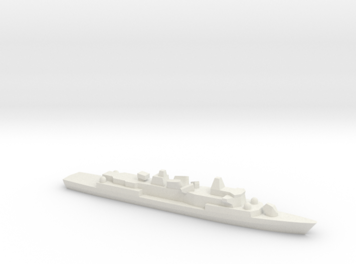 Almirante Brown 1/2400 3d printed