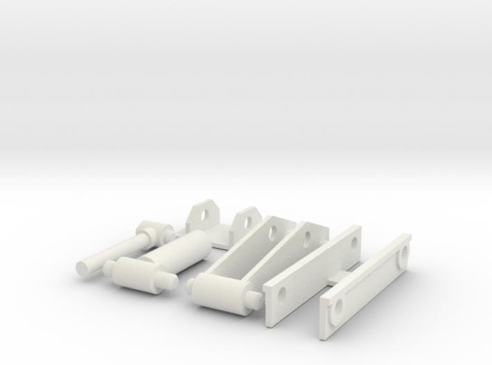 1/50 scale hoist 3d printed