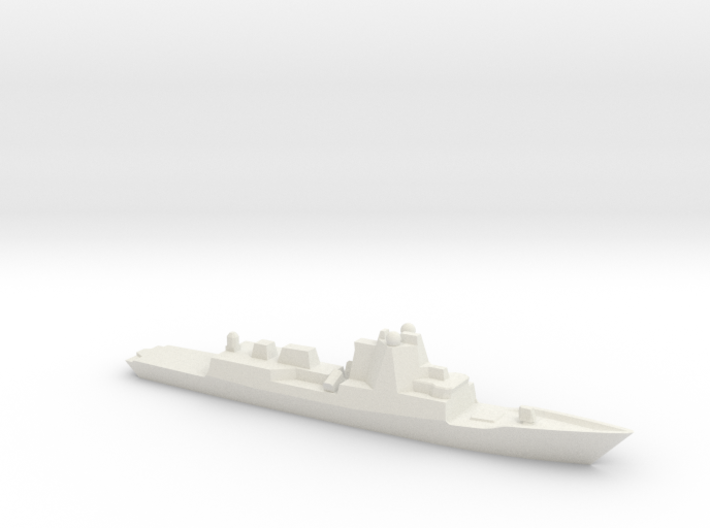 Hobart Class 1/2400 3d printed