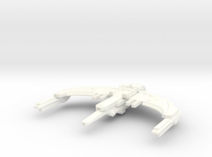 Allorax Class Romulan Cruiser 3d printed