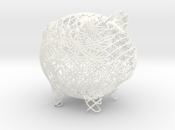 Flowers Small 3d printed