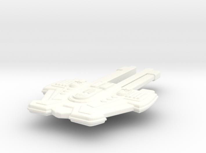 USS Wade 3d printed