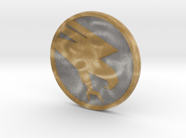 GDI Logo 3d printed