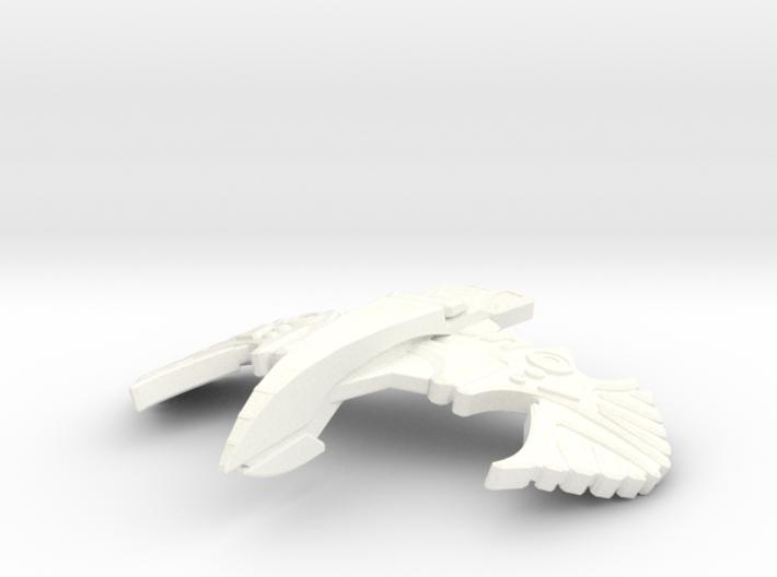 Romulan Star Hawk 3d printed