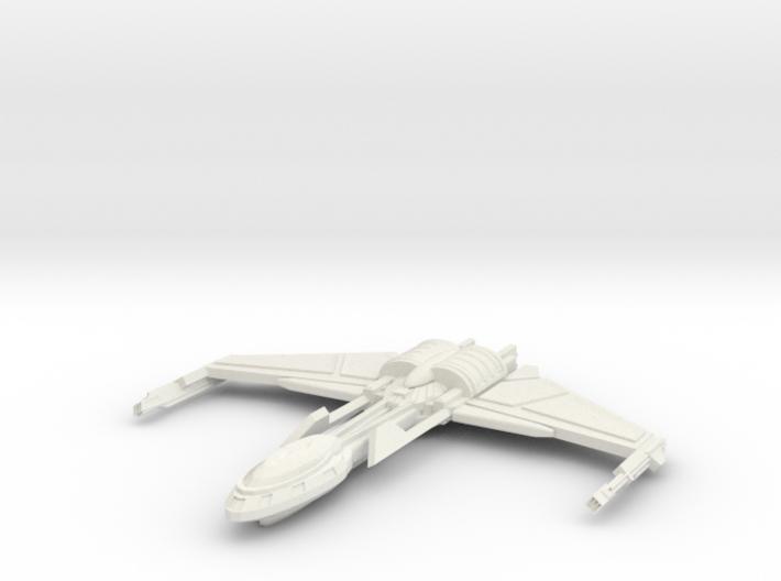 Bird Of Pray Class Cruiser 3d printed