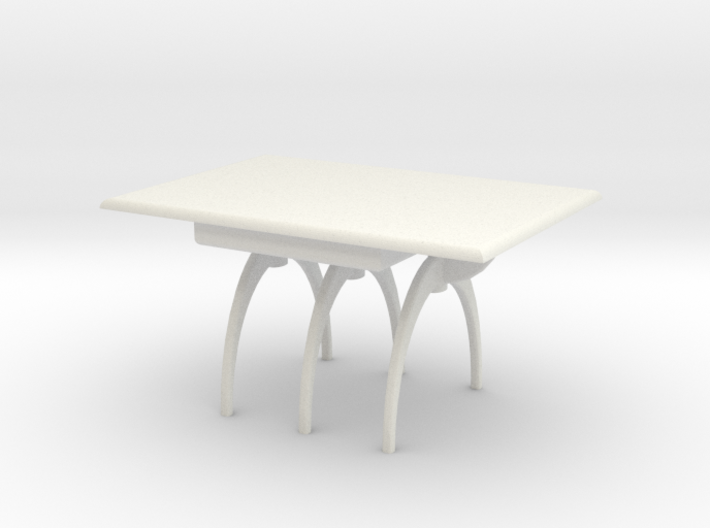 1:24 Moderne Dining Table 3d printed