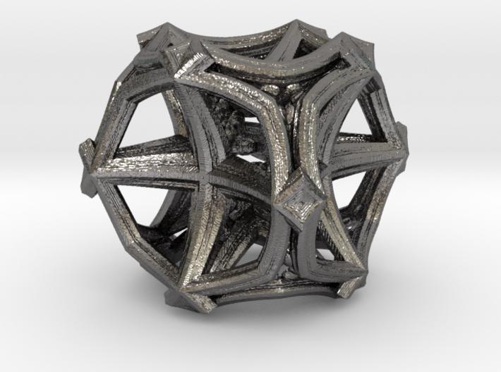 Fractal Cubic Star MC4 3d printed