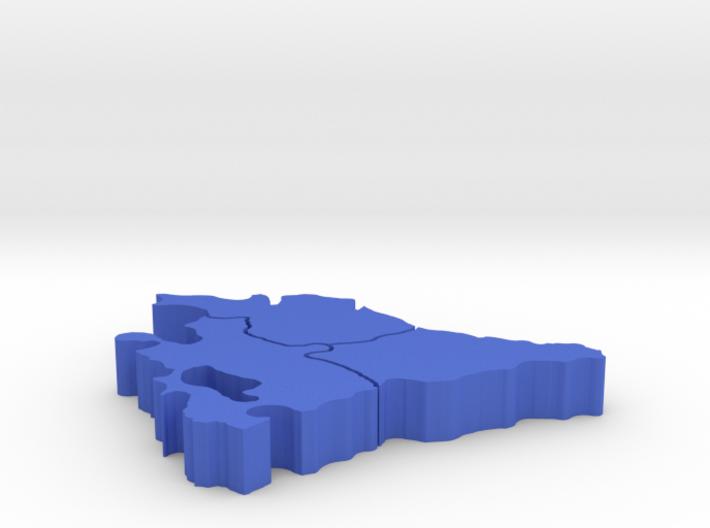 I3D PAIS VASCO 3d printed