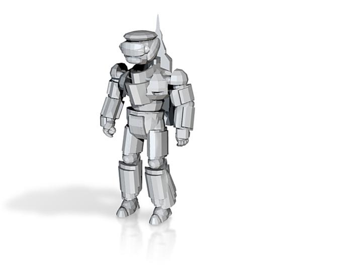 jet trooper 3d printed