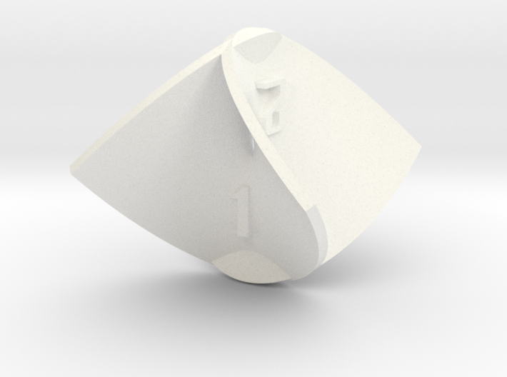 Enneper Surface d4 3d printed