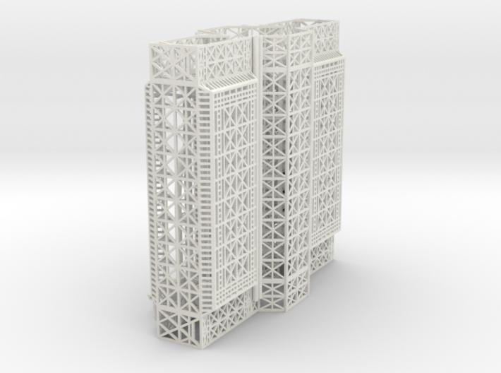Fuel Modules Stern 3d printed