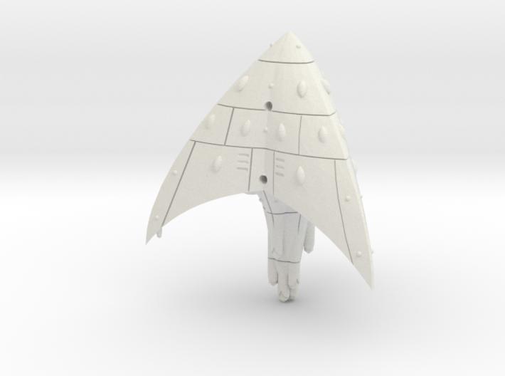 Aquatic Dreadnought 3d printed