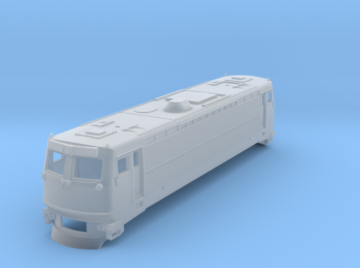 N AEM7 Loco Body Amtrak/SEPTA/MARC 3d printed