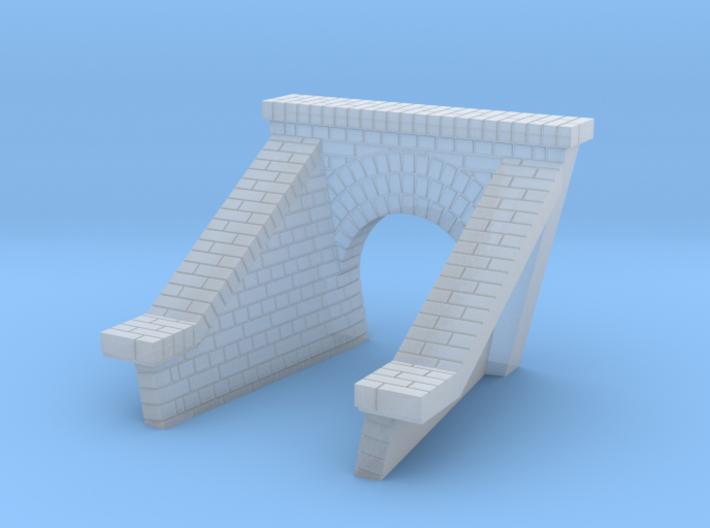 3 Foot Brick Culvert HO Scale 3 3d printed
