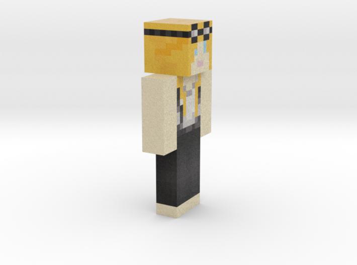 6cm | Sansa_Stark 3d printed