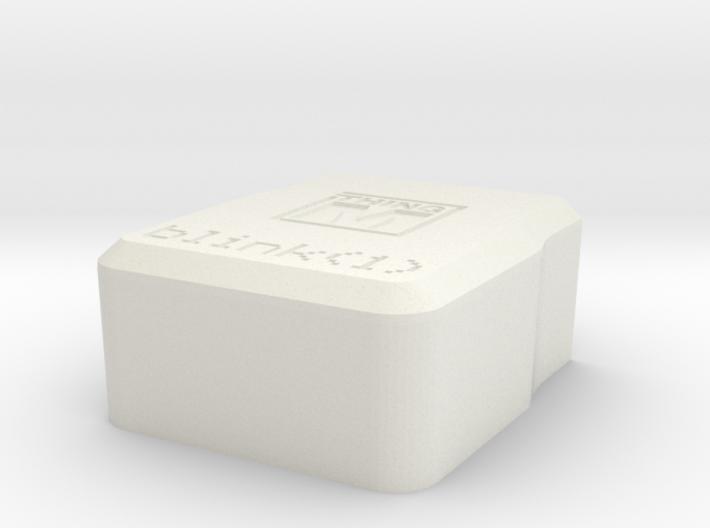 blink(1) enclosure bottom 3d printed