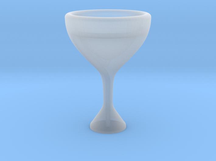 Pythagorean Cup 3d printed