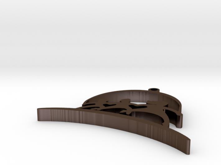 New Horizons Pendant 3d printed