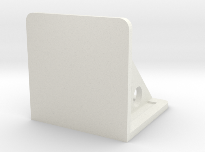 Naza LED Mount 3d printed