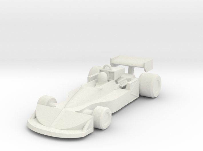 March 761 HO scale 3d printed