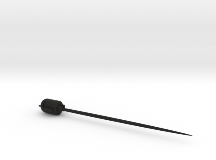 Android martini pick 3d printed