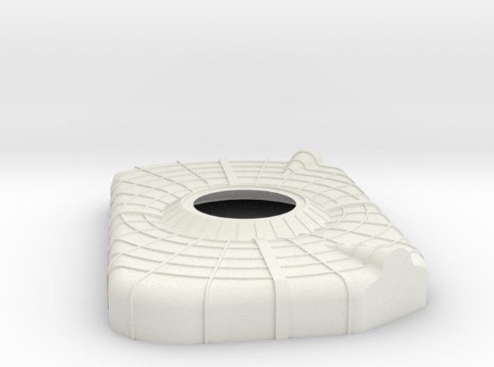 Apollo SM Aft Heat Shield 1:10 3d printed