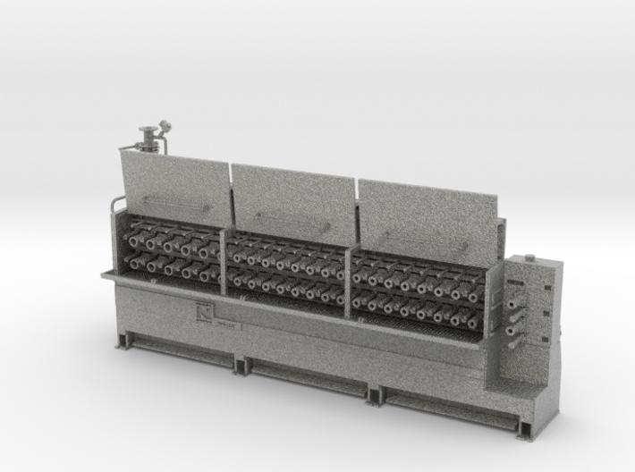 MMH101 Machine (1:17) 3d printed
