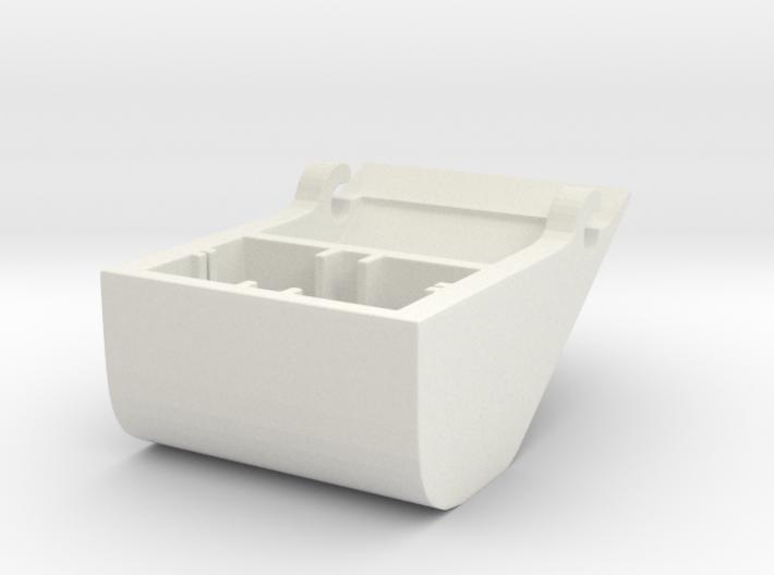 Tin/Plastic Foil Cutter 3d printed