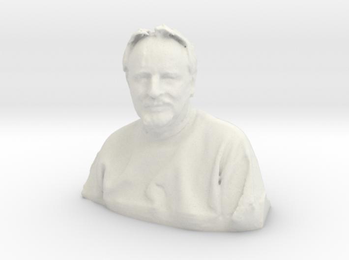 Dad Hollow 3d printed