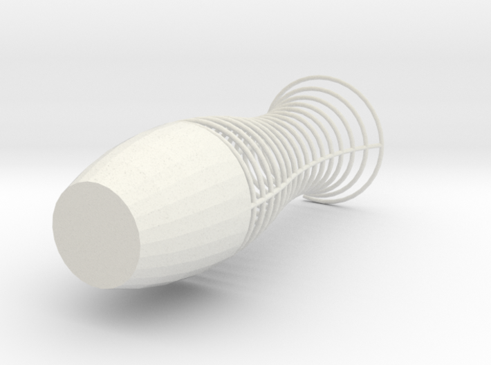 Funky Vase 3d printed