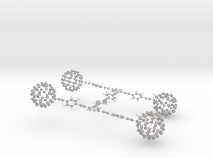 Nanocar 3d printed