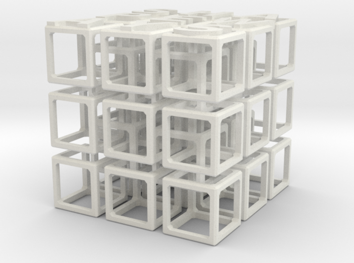 Loose Cubes 112013 3d printed