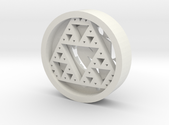 CarolCoin3WithInsertSmall 3d printed