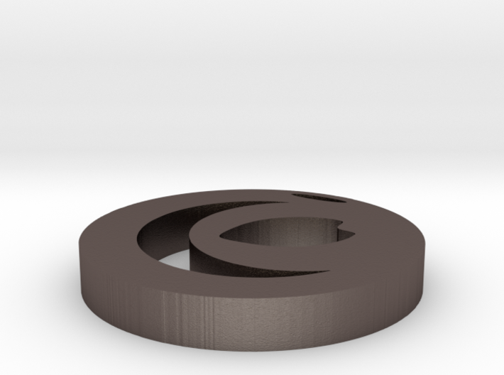 Hideto's Pendant 3d printed