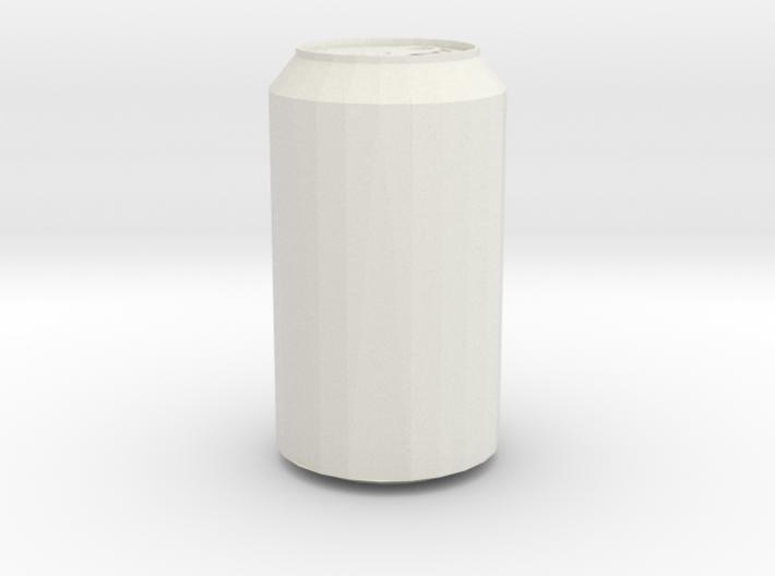 Soda Can Original 3d printed