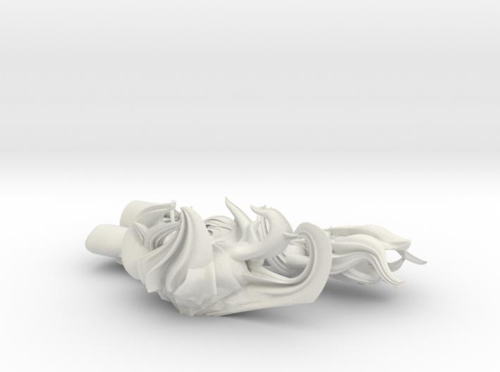 Incandescent 3d printed