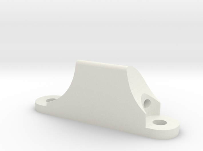 Latch Base 3d printed
