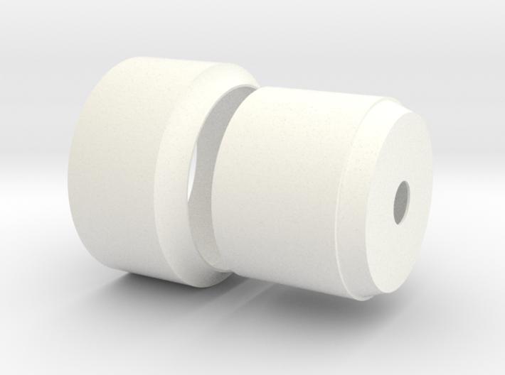 Energia Adapter Lower 3d printed
